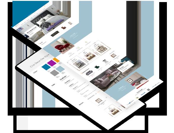 Custom UI/UX Design