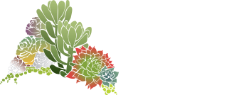 Mountain Crest Gardens logo in white